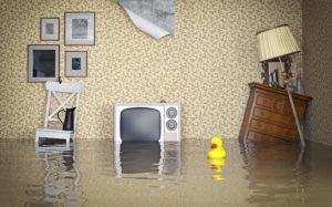så hanterar du en översvämning i huset